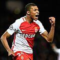 But Mbappe <b>Caen</b> Monaco (1-0)
