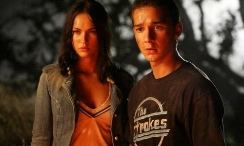 MEGAN FOX & SHIA LABEOUF