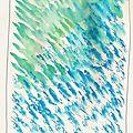 L'aube-<b>Aquarelle</b> et HaïKu du matin n°127