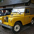 LAND ROVER 88 Series II 1962