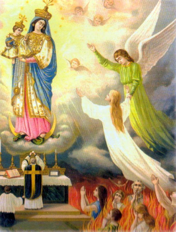 Prières pour les âmes du purgatoire - Page 3 70067829