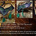 Lysoënn Créations, bijoux d'inspirations Fantastiques, celtiques, en cuir, fantaisies et polymère.