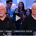 Sea Shepherd présentée et mise en valeur sur Canal +