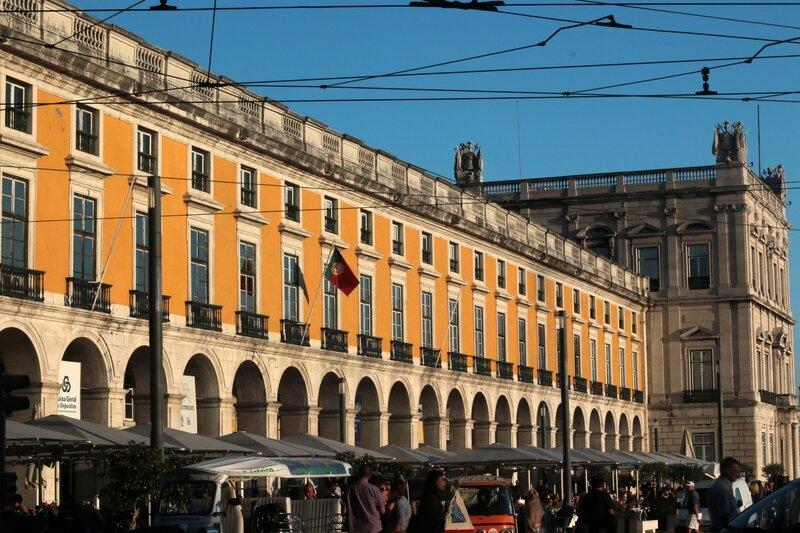 Lisboa, praça do comercio (3)
