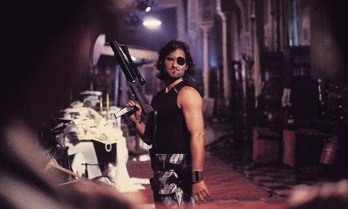 Kurt Russell dans Escape from New York