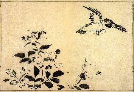Morikuni_1679_1748__Tachibana__Japan__Osaka_______Suzume_Sparrow_q