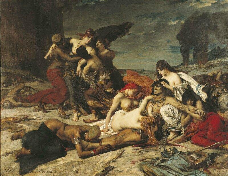 Fernand_CORMON_-_La_Mort_de_Ravana_-_Musée_des_Augustins_-_2004_1_139