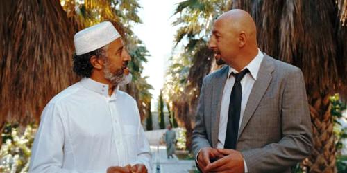 Karim Belkhadra et Kad Merad