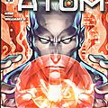 New 52 : Captain <b>Atom</b>