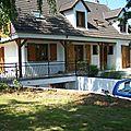 Maison 150m² 8 Pièces / Terrain 1000m² - Sans vis à vis