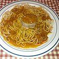 Paupiettes de veau à la sauce tikka masala