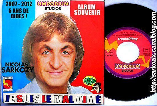 Le CV de Sarkozy, inattendu candidat à la présidentielle 73608720