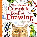 THE COMPLETE BOOK OF <b>DRAWING</b>