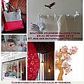 Boutique éphémère Galerie Cyème 24-30 novembre 2014