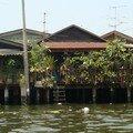 Mon voyage en Thailande