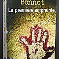 La <b>première</b> empreinte - Xavier-Marie Bonnot