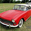 <b>Simca</b> Aronde Plein Ciel-1957