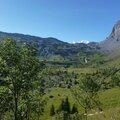 Entre Monts, Cols, Lacs ....