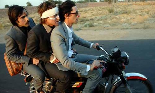 Adrien Brody, Owen Wilson et Jason Schwartzman