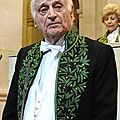 La <b>langue</b> vivante selon Michel Serres