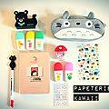 Papeterie kawaii ♥