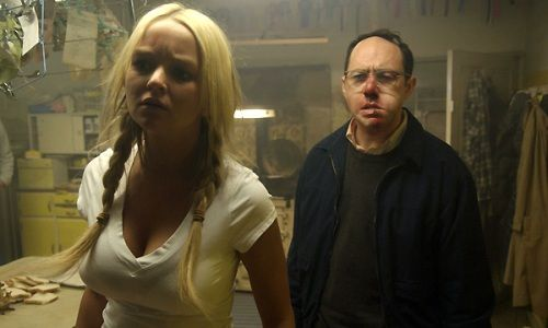 Reece Shearsmith et Jennifer Ellison