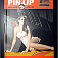 <b>Pin</b>-<b>Up</b> coulisses, Artbook - Photographies d'Eric Cassini