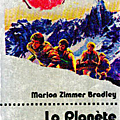 LA PLANETE AUX VENTS DE FOLIE - <b>MARION</b> <b>ZIMMER</b> <b>BRADLEY</b>