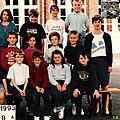 1993.<b>CLASSE</b> de 1993 à 1994.