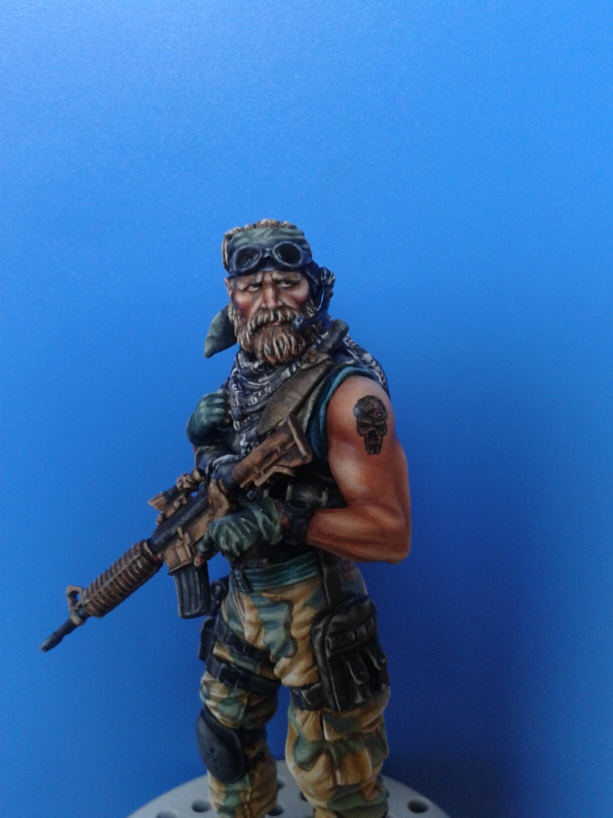 Green Beret-knight models TERMINE - Page 2 106019768_o