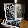Close-Call-<b>Comics</b> le sketchbook