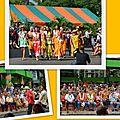 Fête de l'orange: les défilés