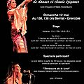stage et spectacle participatif de danses et <b>chants</b> tziganes