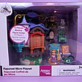 <b>Disney</b> Animators' Collection Littles : Rapunzel Micro Playset