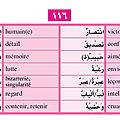 Liste devoirs 4ème M