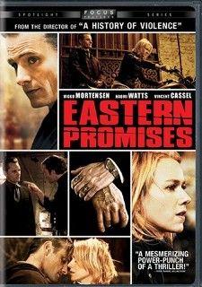 Les Promesses de l'ombre en dvd