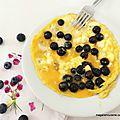 Omelette vedette