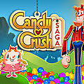 Candy Crush, un jeu <b>addictif</b>, très <b>addictif</b> !
