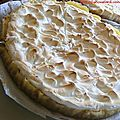 <b>Tarte</b> au <b>citron</b> <b>meringue</b> faon Desperate Housewives
