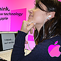 New Technology by Apple: I-Think