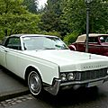 LINCOLN <b>Continental</b> 2door convertible 1967