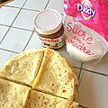 Blog culinaire du quotidien avec des ingrédients basique est beaucoup d'amour.