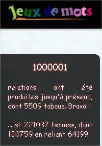 Accueil et comptage des relations 54097552