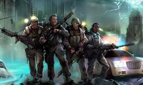 Ghostbusters. The Game