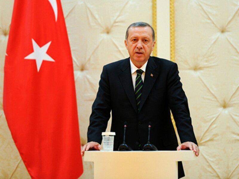 Erdogan tribune 2
