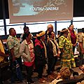 Compte rendu de la <b>conférence</b> : Les peuples du Pacifique dans la biodiversité