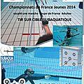 Championnat de France Junior de Tir Sur Cible Subaquatique - Dreux 10 Mai 2014