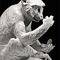 Sotheby's London to offer an exceptionally rare Meissen Japanese palace <b>monkey</b>