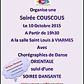 Takdanser, association de danse orientale à Viarmes (95)