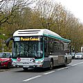 Bus hybrides : le point sur les déploiements